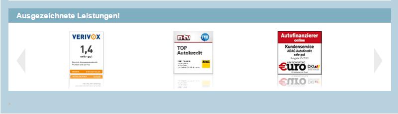 Beurteilungen - ADAC Autokredit